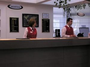 Directeur de l'hôtel