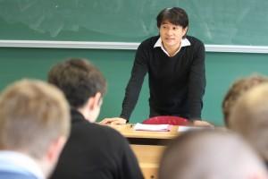 Cours de Yukio Koriyama