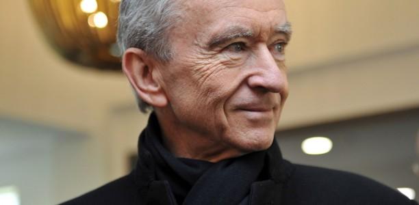 Bernard Arnault, le PDG préféré des français !