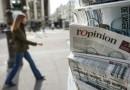 Dow Jones arrive en France via le quotidien L'Opinion